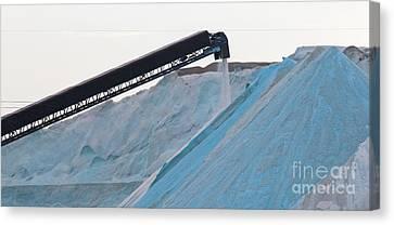 Salt Mine Canvas Print