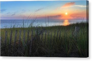 Salty Air Canvas Print by Bill Wakeley