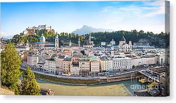 Salzburg Canvas Print