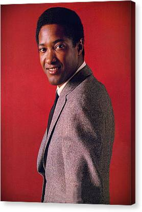 Sam Cooke Canvas Print by Movie Poster Prints