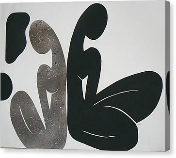 Samadi Canvas Print