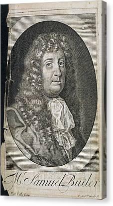 Samuel Butler Canvas Print