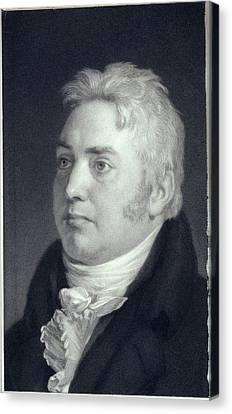 Samuel Taylor Coleridge Canvas Print
