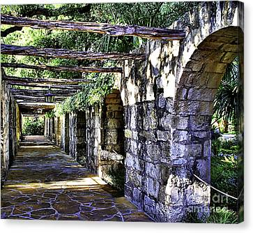 San Antonio C Canvas Print