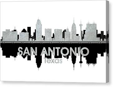 San Antonio Tx 4 Canvas Print