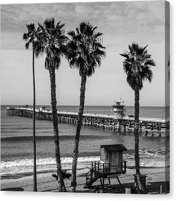 San Clemente Canvas Print by Radek Hofman