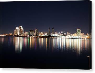San Diego Ca Canvas Print by Gandz Photography