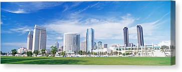 San Diego, California, Usa Canvas Print by Panoramic Images