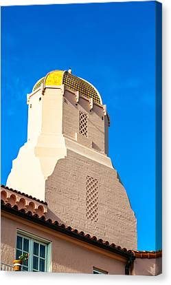 San Diego Church Canvas Print