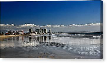 San Diego Canvas Print by Robert Bales