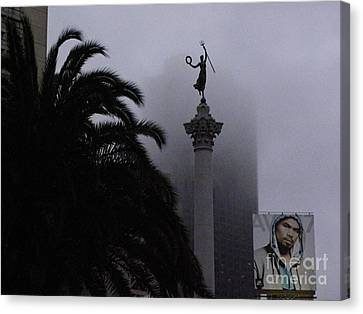 San Francisco Canvas Print by Ron Sanford