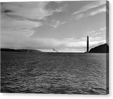 San Francisco�۪s Golden Gate Canvas Print