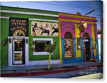 San Jose Del Cabo Canvas Print by David Smith