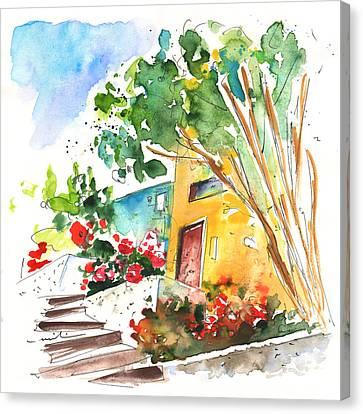 San Juan De La Rambla 02 Canvas Print by Miki De Goodaboom