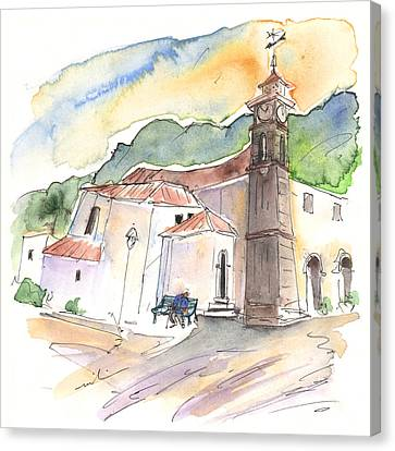 San Juan De La Rambla 05 Canvas Print by Miki De Goodaboom