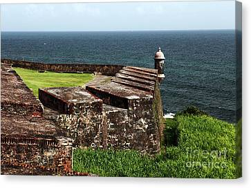 San Juan Lookout Canvas Print by John Rizzuto