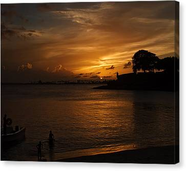 San Juan Canvas Print by Mario Celzner