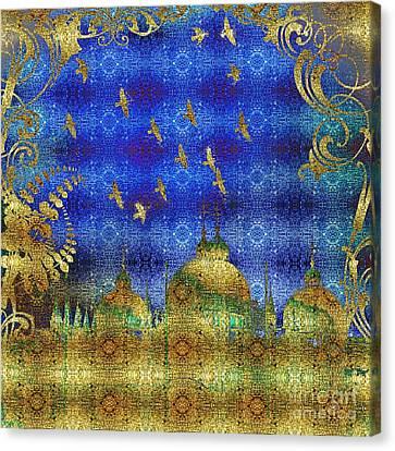 San Marco Canvas Print by Mo T