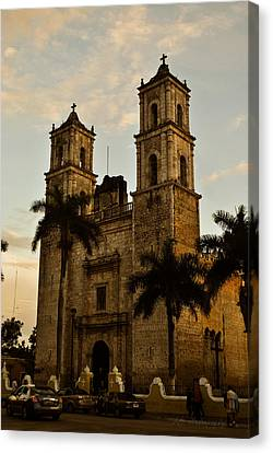 San Servacio O Gervasio Canvas Print by BandC  Photography
