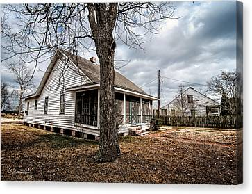Sanchez Home 7 Canvas Print by Andy Crawford