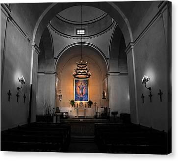 Sanctuary 2 -- Mission Concepcion Canvas Print