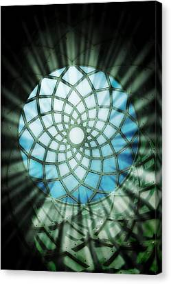 Sanctum Canvas Print by Peter Waters