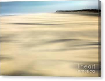 Sand - A Tranquil Moments Landscape Canvas Print by Dan Carmichael
