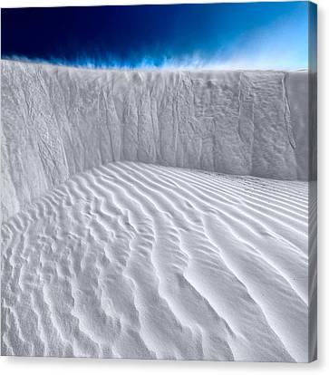 Sand Storm Brewing Canvas Print