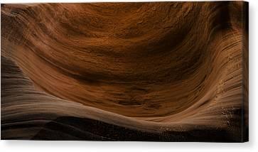 Sandstone Flow Canvas Print by Chad Dutson