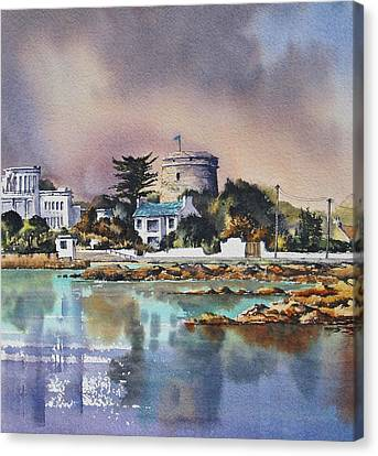 Canvas Print - Sandycove by Roland Byrne