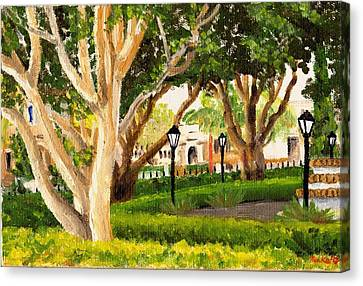 Santa Barbara Canvas Print by Blake Grigorian