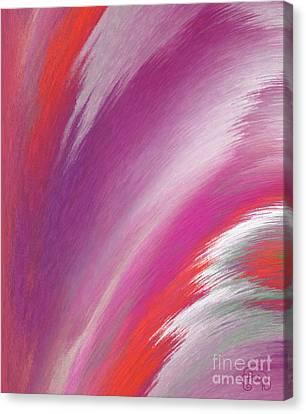 Santa Fe Inspired Canvas Print by Patricia Kay
