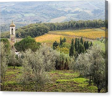 Santa Maria Novella Canvas Print by Eggers Photography