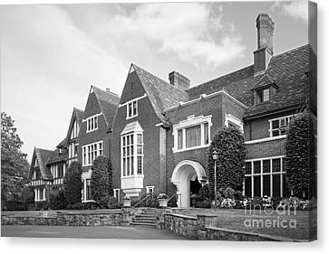 Sarah Lawrence College Westlands Canvas Print by University Icons