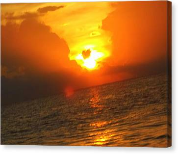 Sarasota Sky Canvas Print