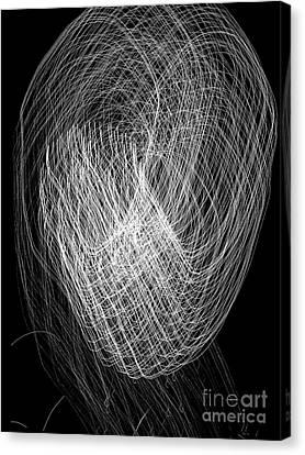 Satellite 2 Canvas Print by Robert Riordan