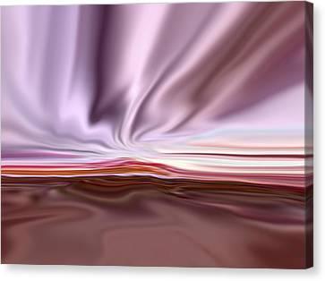 Satin Sky Canvas Print by Tim Stringer