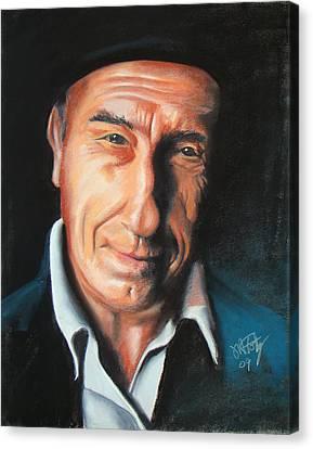 Saul Canvas Print