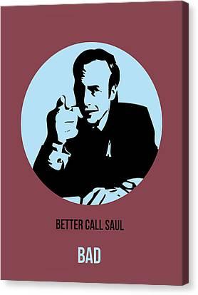 Saul Poster 1 Canvas Print