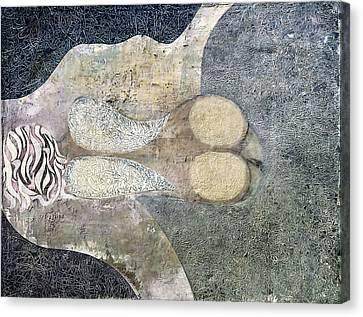 Savannah Canvas Print by Johnny Johnston