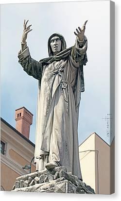 Savonarola Canvas Print