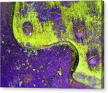 Hand Saw Q Canvas Print