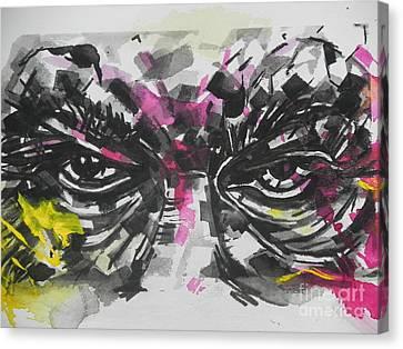 Say No To Bullies   Canvas Print
