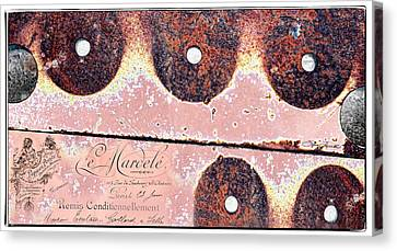 Scalloped Canvas Print by Sylvia Thornton