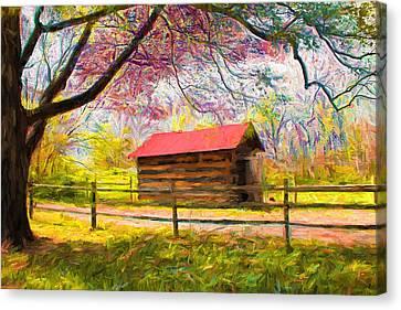 Scenery Series 04 Canvas Print