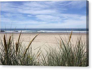 Scenic Oceanview Canvas Print