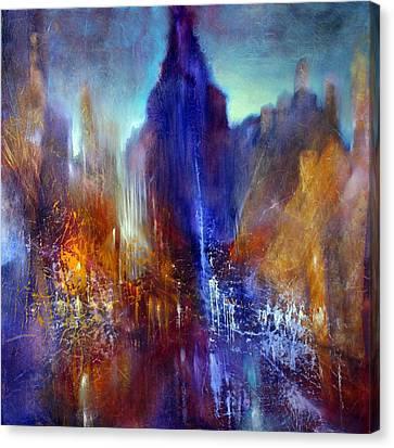 Schlossallee Canvas Print