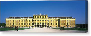 Schonbrunn Palace Vienna Austria Canvas Print by Panoramic Images