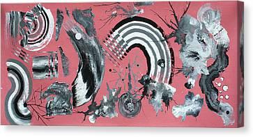 Scoop Series No.1 Canvas Print by Sumit Mehndiratta