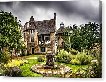Scotney Castle 4 Canvas Print